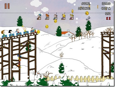 Snoopy coaster 09