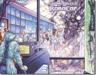 P00004 - Frank Miller's Robocop #4