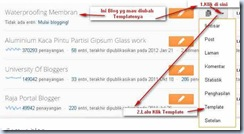Mengganti Template Blogspot_pengaturan Template