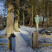 Natuurgebied winter - www.LandgoedDeKniep.nl