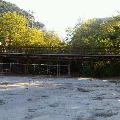 Για την επισκευή της γέφυρας στον Πόρο