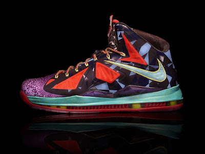 nike lebron 10 pe what the mvp 1 08 LEBRON X MVP Very Limited Release this Friday at Unknwn Miami, 4x HOHs, 5x Niketowns
