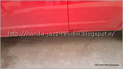 Honda Jazz rear gates doors (7)