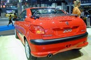 2000-3 Peugeot 206 CC