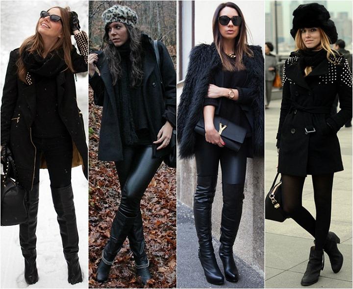 Como usar looks de inverno intenso frio 05