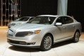 2012 Lincoln MKS on Display at 2012 NAIAS