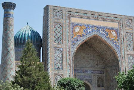 Obiective turistice Samarkand, Uzbekistan - Registan.JPG