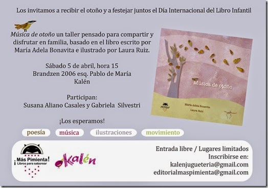 Invitacion 5 abril kalen