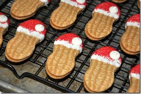 santa cookies (2)
