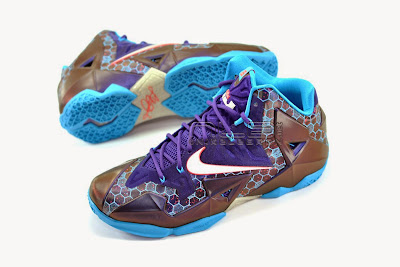 lebron11 summit lake hornets 14 web white The Showcase: Nike LeBron XI Summit Lake Hornets