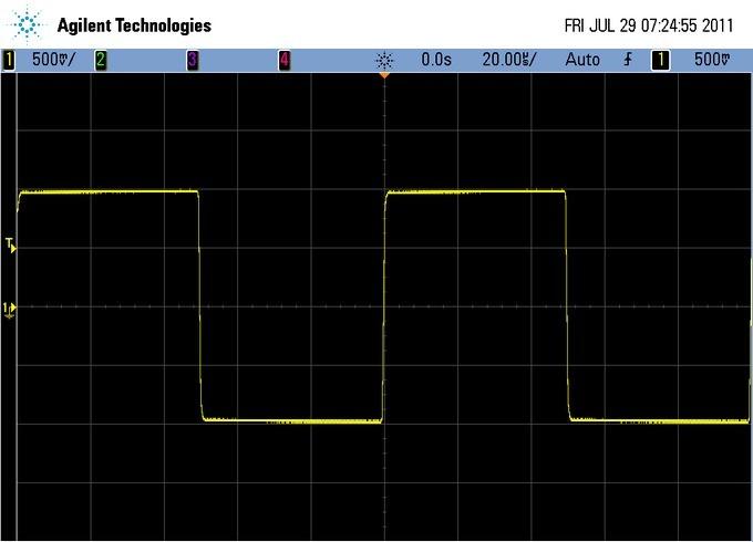 o2 agilent 10 Khz Sennheiser CX300 plus cap 2v p-p