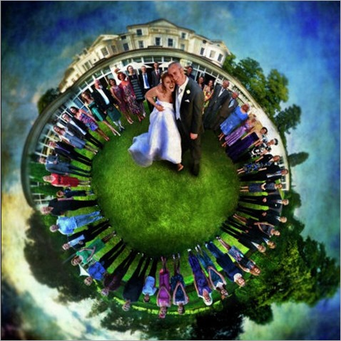 Wedding In The Round