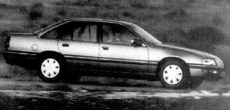 Opel Senator 1987