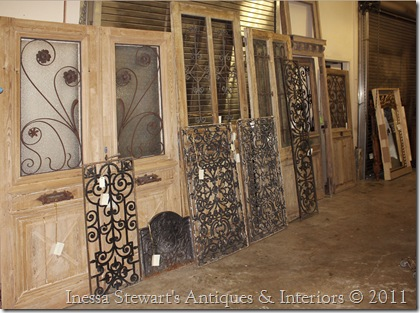 new antique shipment ~ 2 more on the water! | antiques in style