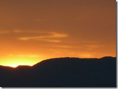 Ganavan sunset