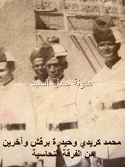 محمد كريدي وحيدره برقش في الفرقة النحاسية2