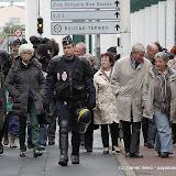 """Retour de la délégation et des journalistes """"choisis""""  par la police pour l'accompagner..."""