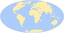 world-map jakarta