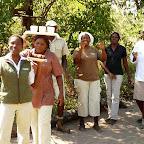 Xudum Lodge, fröhliches Personal © Foto: Ulrike Pârvu | Outback Africa Erlebnisreisen