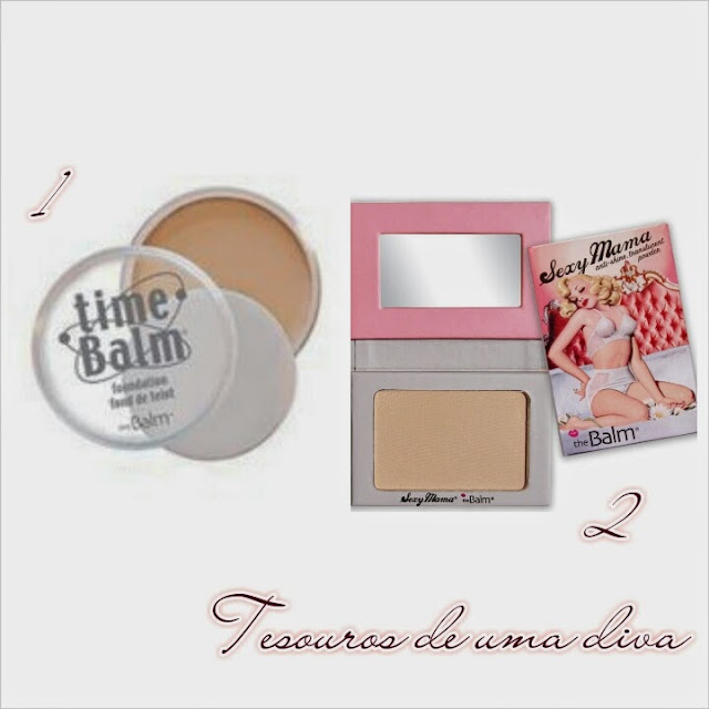 The Balm - Sexy Mama e Time Balm Foundation