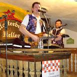 klosterbrau band in Seefeld, Tirol, Austria