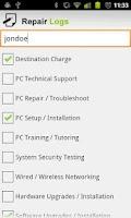 Screenshot of Portable Tool Kit