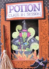 AAWA 10.2011 potion card witch shadow box finished1