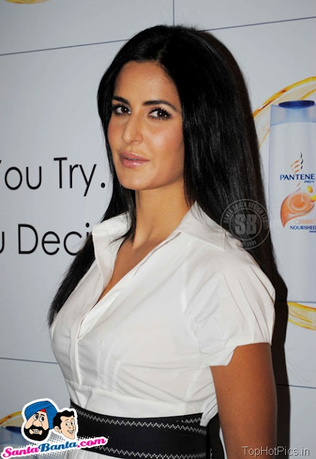 Katrina Kaif Hot Stills in White Stylish Dress 9