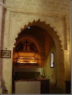 Jerez San Dionisio Capilla Cristo Aguas