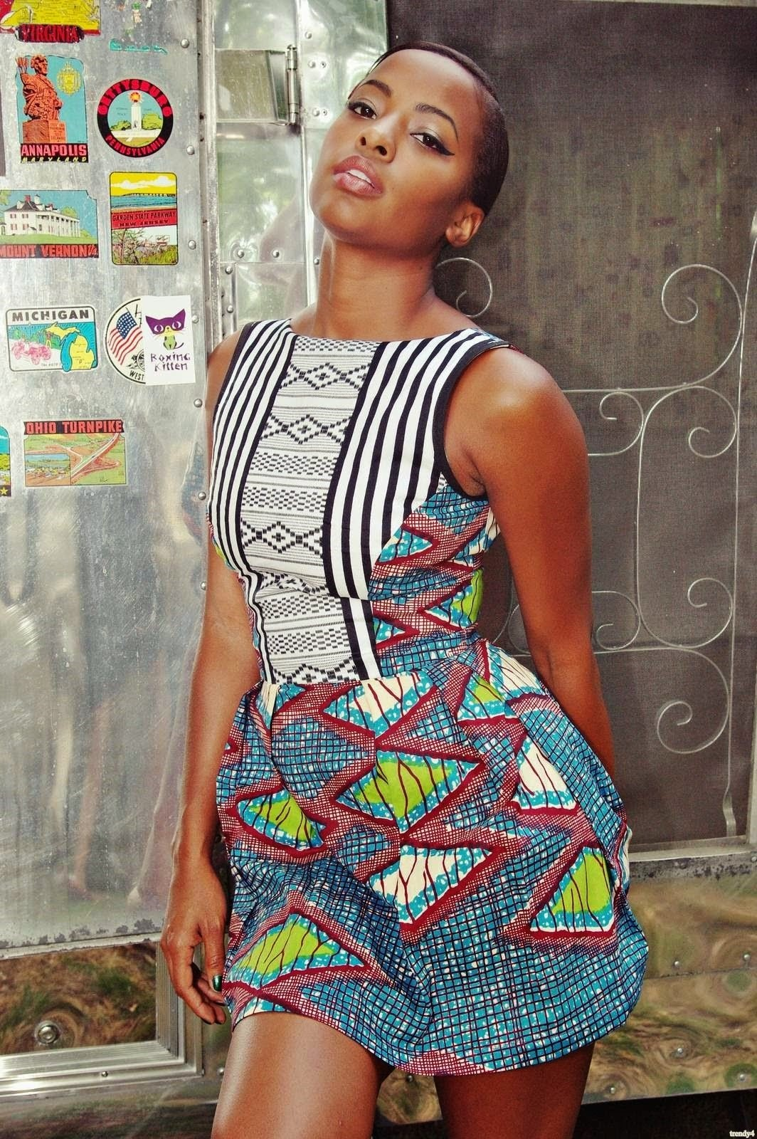Xhosa Contemporary Clothing | Joy Studio Design Gallery - Best Design