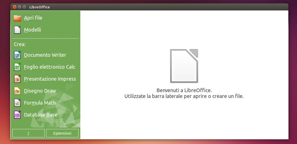 LibreOffice 4.2.4