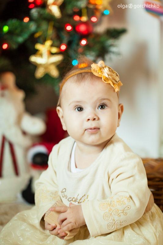 Детский новогодний фотопроект Рождественские мечты. 31. Настя и Никита-20