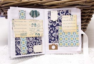 PaperbagMiniAlbum_OctoberAfternoon_WhiffofJoy_KatharinaFrei1