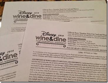 Wine & Dine Half Marathon 2014