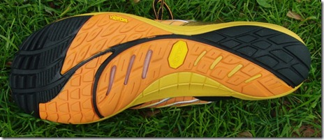 Merrell Sonic Glove Sole