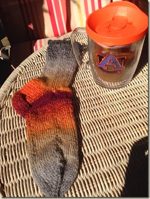 sock #3