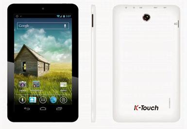 Harga dan Spesifikasi K-Touch Apollo WiFi