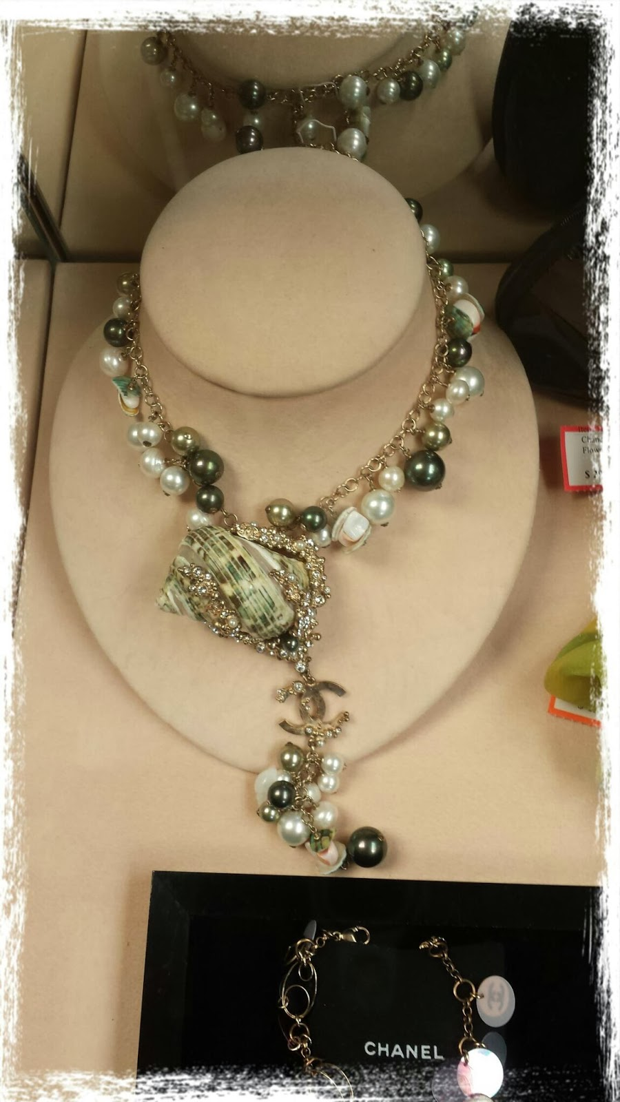 Bellissima Designer Re Boutique 2850 East Coast Hwy Corona Del Mar Consignment Jewelry Ideas