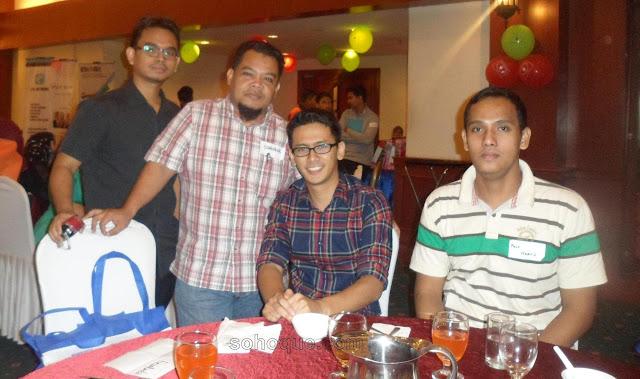 Bersama Tuan Ariff Shah