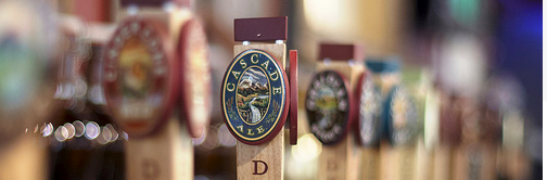 image of Deschutes Brewery's Cascade Ale courtesy of Portlandbeer.org's Flickr page