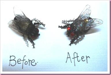 Jewelled flies