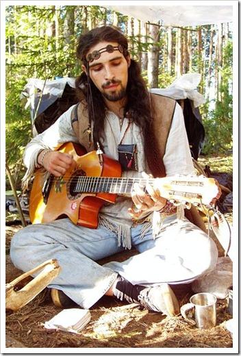 disfraz de hippie (1)