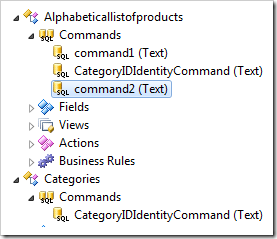 Command2 will be placed last under AlphabeticalListofproducts controller.