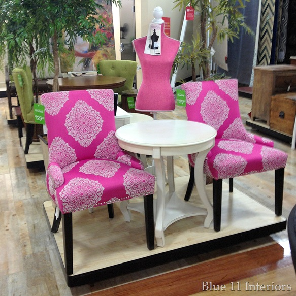 Blue 11 Interiors: HomeGoods Blogger Event Recap