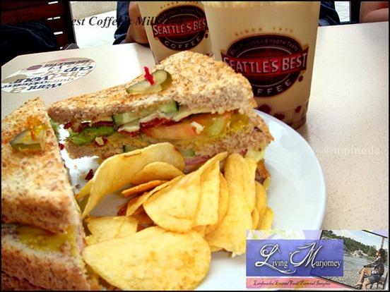 SBC clubhouse sandwich