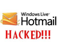 hotmail compromised