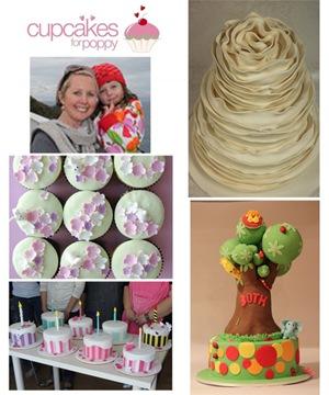 Cupcakes for Poppy