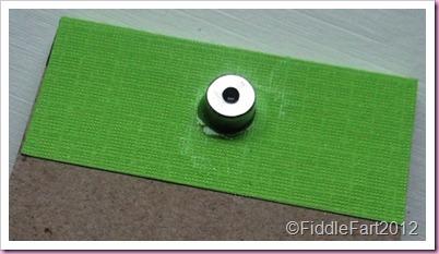 Fridge magnet Mini jotter first4magnets