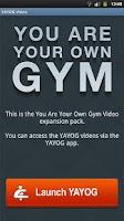 Screenshot of YAYOG Video Pack