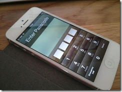 Hacking iPhone to bypass iOS 7 Lock Screen